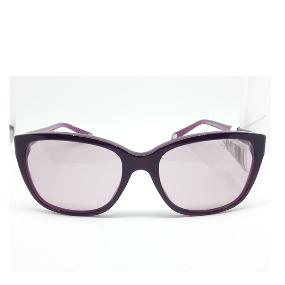 Tiffany & Co. Accessories | Tiffany Co Violet Frame Sunglasses ...